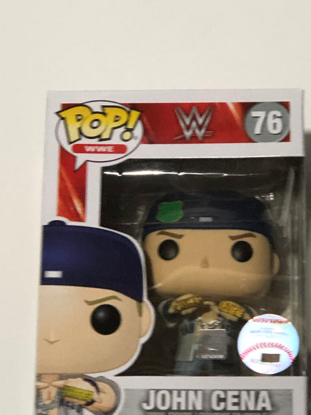 Funko WWE Wrestling POP! WWE John Cena Vinyl Figure #76 [Dr. of Thuganomics]