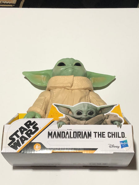 "Star Wars The Mandalorian The Child 6 1/2"" action figure (In Stock)"