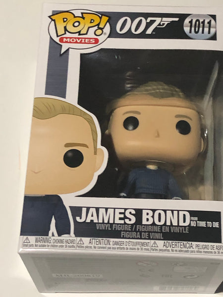 James Bond from No Time to Die Funko POP 1011