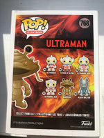 Ultraman Kanegon Pop! Vinyl Figure
