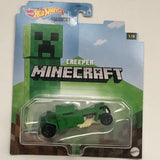 Minecraft Hot Wheels Character Cars 2021 Mix
