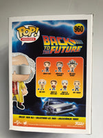 Back to the Future  Doc 2015 Funko pop  #960