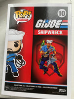 GI Joe Shipwreck Pop! Retro Funko #10