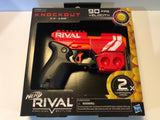 Nerf Rival Knockout XX-100 Red Blaster
