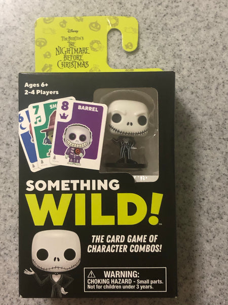 Something Wild- Nightmare  before Christmas