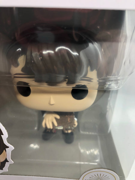 Harry Potter Neville with Monster Book Funko Pop! Vinyl Figure