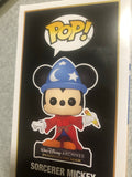 Sorcerer Mickey Disney Archives 50th anniversary #799