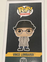 Funko POP football Vince Lombardi #156(blemished package)