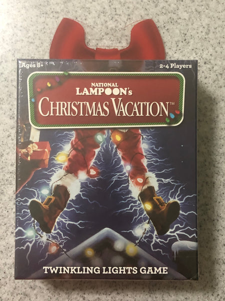 Christmas vacation- twinkling lights game by Funko