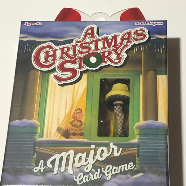 A Christmas Story A major card game
