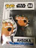 Ahsoka Star Wars #268 Funko Pop