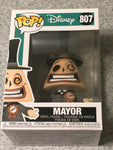 Nightmare before Christmas The Mayor Funko Pop #807