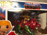Masters of the Universe He-Man on Battle Cat Pop! #84