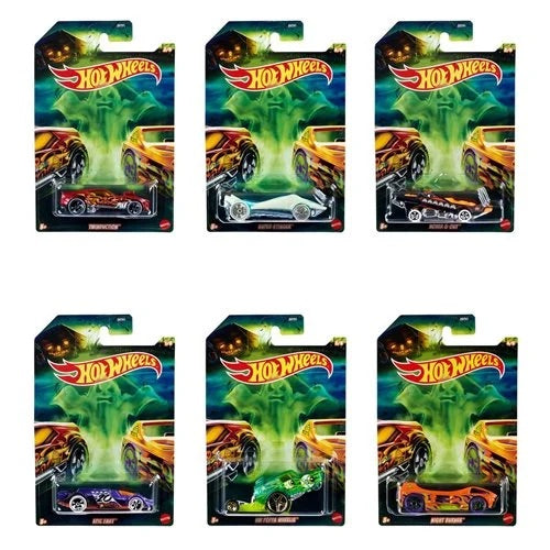 Hot Wheels Halloween 2020 Die-cast metal vehicles(sold individually)