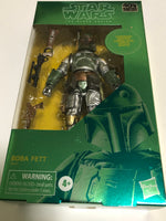 Star Wars The Black Series Carbonized Boba Fett 40th Anniversary