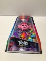 DreamWorks Trolls 2 World tour - GLAM Poppy Satin Fashion Dolls (clearance)