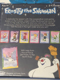 Frosty The Snowman Follow the leader card game