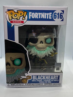 Fortnite Blackheart Pop! Vinyl Figure #616