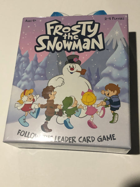 Funko Card Game Frosty the Snowman