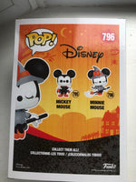 Minnie Witchy Halloween Funko #796