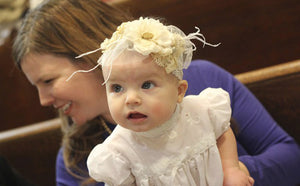DIY: A SENTIMENTAL HEADBAND FOR ONE ADORABLE BABY GIRL