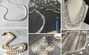 JEWELRY: TURNING SOMETHING OLD TO NEW