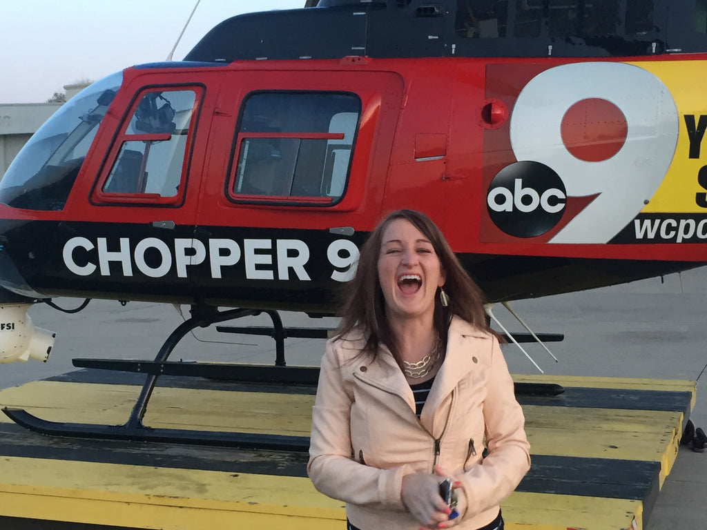 Chopper 9 | WCPO-TV Cincinnati | Megan Fenno