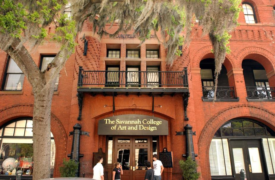 Savannah College of Art and Design | Savannah GA