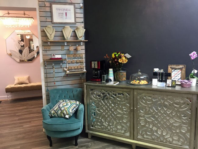 Studio Lush Salon | Cincinnati OHIO | Megan Fenno | FENNOfashion