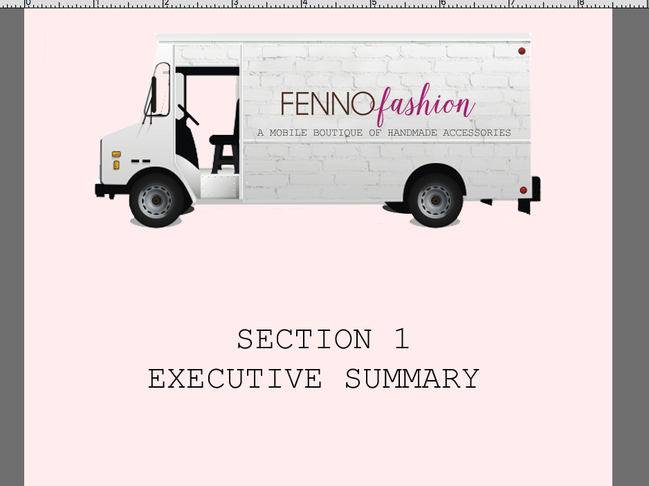 Business Plan for Fashion Truck Business