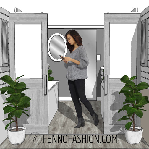 Fashion Truck Ideas | Interior Design | FENNO FASHION | Megan Fenno