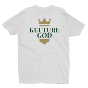 """KULTURE CROWN"" T SHIRT"