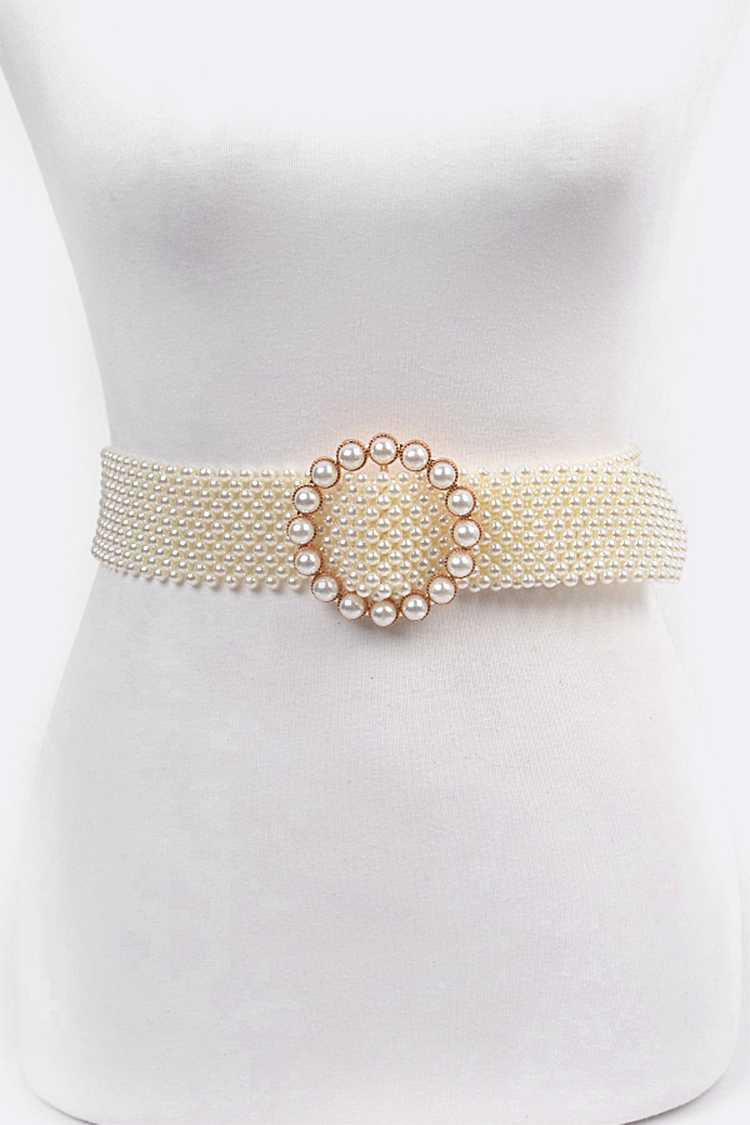 Sea of Pearls Belt