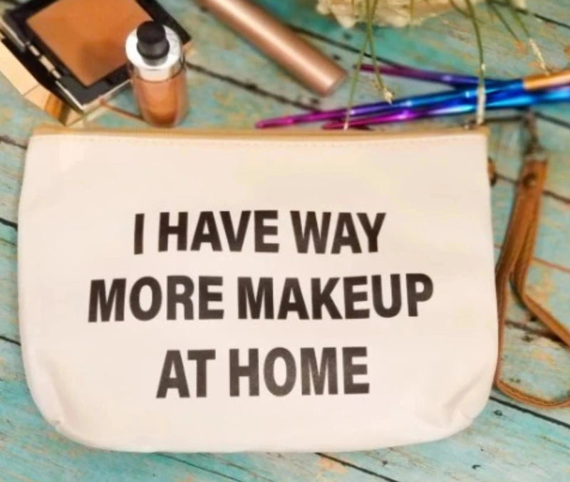Statement Make up Bag