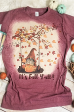 It's Fall Y'all - T-shirt