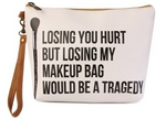 Statement Make up Bag - Rebelle Tree