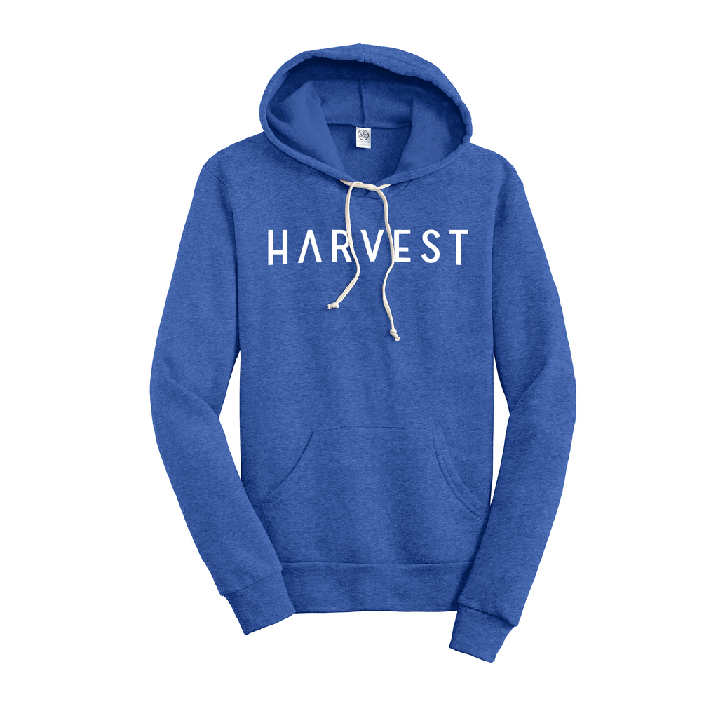 Alternative Fleece Hooded Pullover