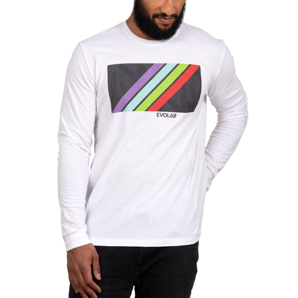 Evolab Long Sleeve Sueded Crew
