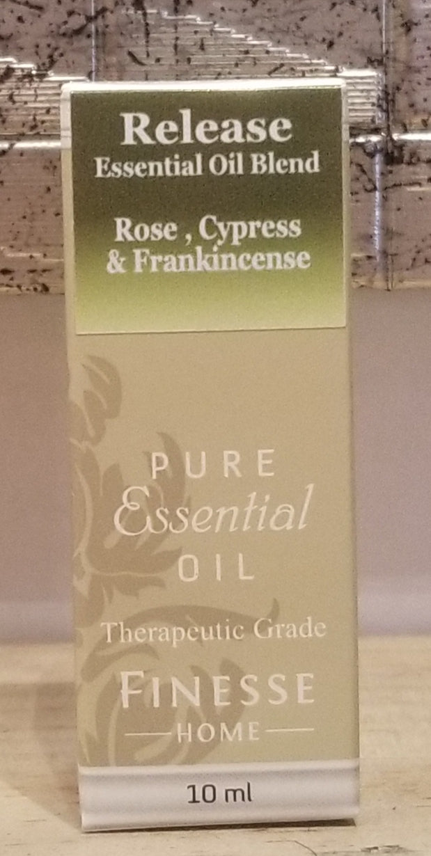 Finesse Therapeutic Essential Oil Blend - Release