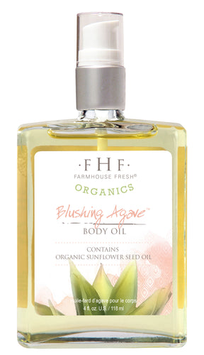 FHF Blushing Agave Organic Oil