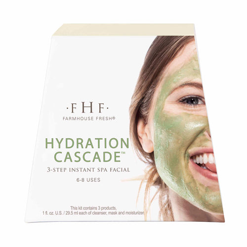 FHF Hydration Cascade 3 - Step Instant Spa Facial
