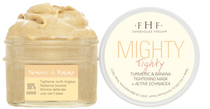 FHF Mighty Tighty Turmeric & Banana Tightening Mask