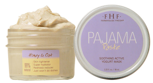 FHF  Pajama Paste Soothing Active Yogurt Mask