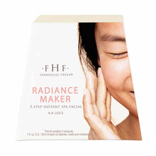 Load image into Gallery viewer, FHF Radiance Maker 3-Step Instant Spa Facial