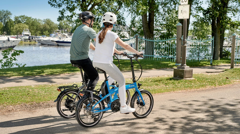 ELECTRIC FOLDING BIKES – GET MORE FOR LESS!