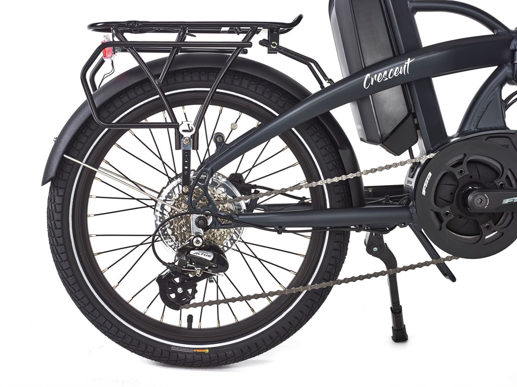 Quantum Crescent Folding electric bike Ebike Quantum