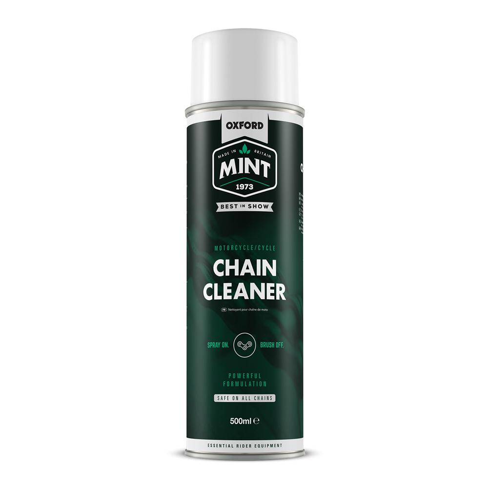 Oxford Mint Chain Cleaner 500ml Maintenance Oxford