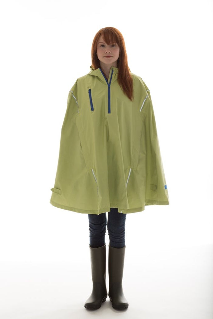 Cleverhood Seabee Rain cape Rain Cape Cleverhood Yellow-One size