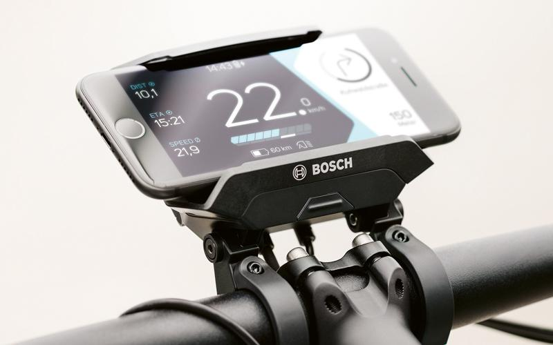 Bosch SmartphoneHub Display Bosch