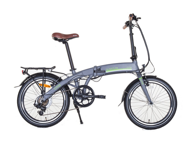 Quantum CR18 Folding eBike